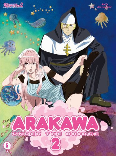 Image 1 for Arakawa Under The Bridge Vol.5 [Blu-ray+CD Limited Edition]