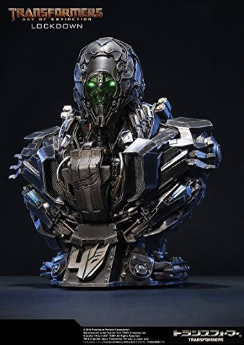 Image 8 for Transformers: Lost Age - Lockdown - Bust - Premium Bust PBTFM-13 (Prime 1 Studio)