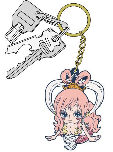 Image 3 for One Piece - Shirahoshi - Keyholder - Rubber Strap - Tsumamare (Cospa)