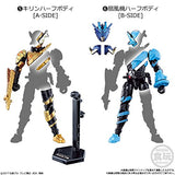 Kamen Rider Build - Kamen Rider Evol - Bandai Shokugan - Candy Toy - So-Do - So-Do Kamen Rider Build BUILD10 - Cross Armor Set (Bandai) - 4