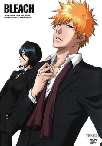 Image for Bleach Jump Anime Tour 2004 & 2005