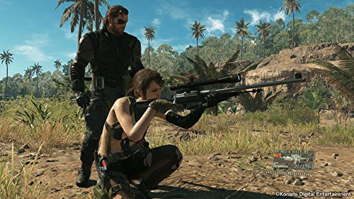 Image 5 for Metal Gear Solid V: The Phantom Pain [Limited Edition]