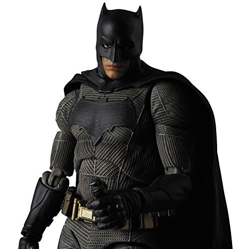 Image 5 for Batman v Superman: Dawn of Justice - Batman - Mafex No.017 (Medicom Toy)