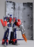 Thumbnail 3 for Transformers Darkside Moon - Convoy - Mechtech DA03 - Optimus Prime & Mechtech Trailer (Takara Tomy)
