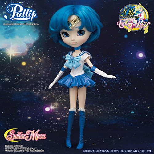 Image 5 for Bishoujo Senshi Sailor Moon - Sailor Mercury - Pullip P-136 - Pullip (Line) - 1/6 (Groove)