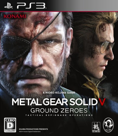 Image for Metal Gear Solid V: Ground Zeroes
