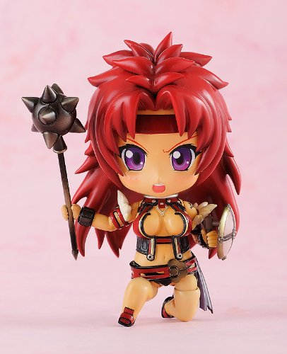 Image 3 for Queen's Blade - Risty - Nendoroid - 143a (FREEing Good Smile Company)