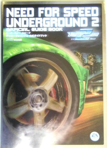 Image 1 for Need For Speed Underground 2 Official Guide Book / Ps2
