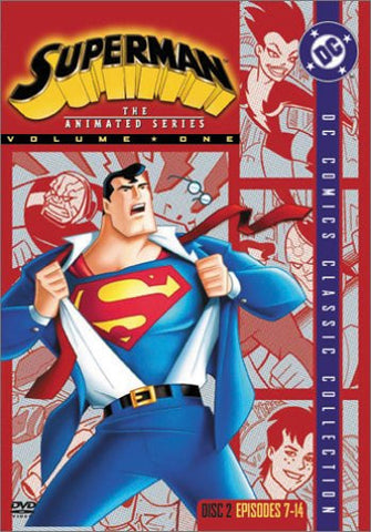 Image for Superman Animated Series Disc 2
