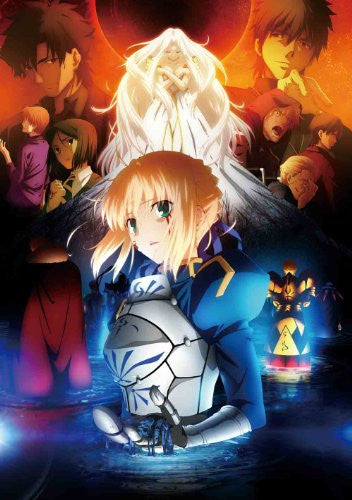 Image 2 for Fate / Zero Blu-ray Disc Box II [5Blu-ray+2CD Limited Edition]