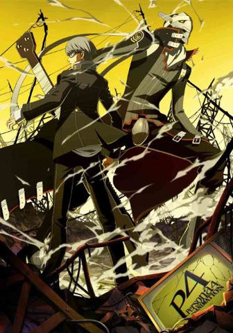 Image for Persona 4 4