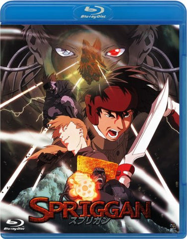 Image for Spriggan