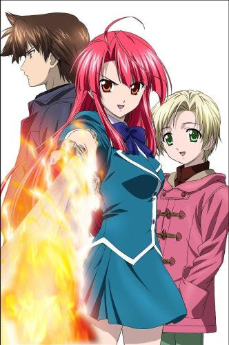Kaze No Stigma Vol.3 [DVD+CD Limited Edition]