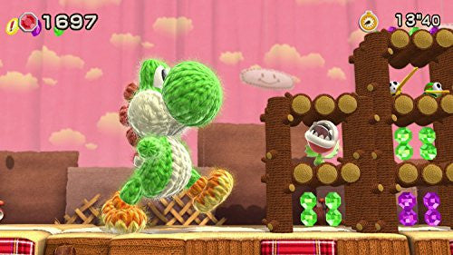 Image 7 for Yoshi's Woolly World [amiibo Set]