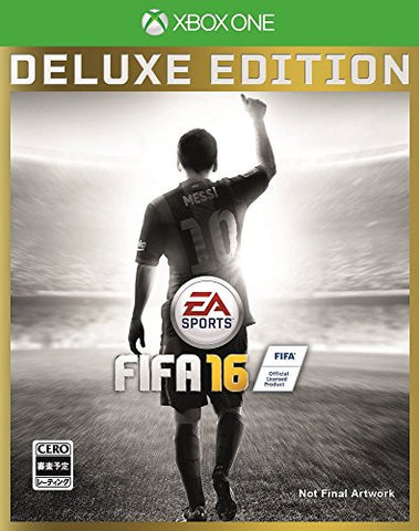 FIFA 16 [Deluxe Edition]