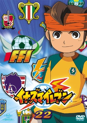 Image for Inazuma Eleven 22