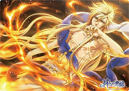Image 5 for Kamigami no Asobi - Ludere deorum - Totsuka Takeru - Clear Poster - Kamigami no Asobi Trading Clear Poster (Broccoli)