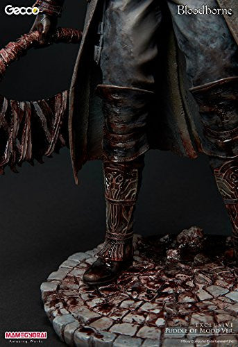 Image 7 for Bloodborne - Hunter - 1/6 - Puddle of Blood Ver. (Gecco, Mamegyorai)