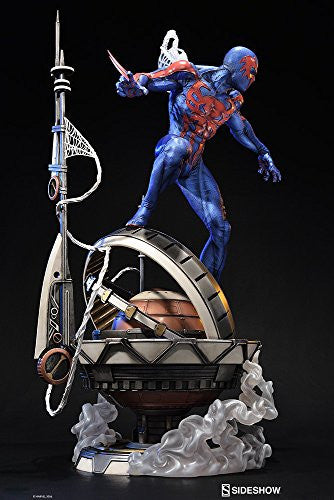 Image 9 for Spider-Man - Spider-Man 2099 - Premium Masterline PMMV-01 - 1/4 (Prime 1 Studio, Sideshow Collectibles)