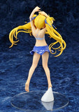 Thumbnail 5 for Mahou Shoujo Lyrical Nanoha The Movie 1st - Fate Testarossa - 1/7 - Swimsuit ver. (Alter)