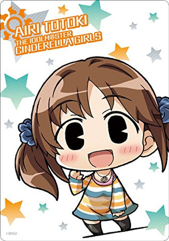 Image for iDOLM@STER Cinderella Girls - Totoki Airi - Minicchu - Mousepad (Phat Company)