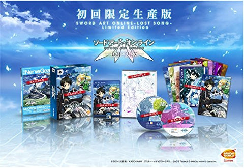 Image for Sword Art Online: Lost Song [Limited Edition]