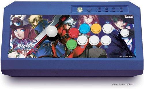Image 1 for BlazBlue: Continuum Shift Fighting Stick
