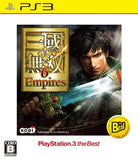 Thumbnail 1 for Shin Sangoku Musou 6 Empires (Playstation 3 the Best)