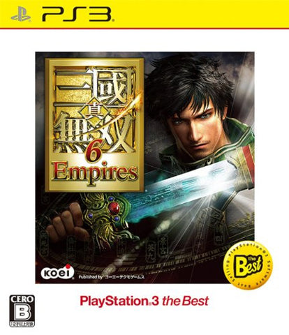Image for Shin Sangoku Musou 6 Empires (Playstation 3 the Best)