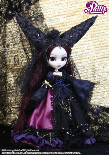 Image 6 for Pullip P-075 - Pullip (Line) - Midnight Velvet - 1/6 - The Princess Series Snow White (Groove)