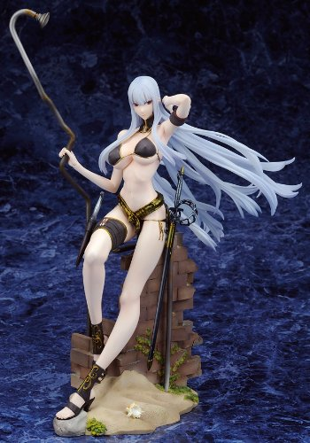 Image 2 for Senjou no Valkyria: Gallian Chronicles - Selvaria Bles - 1/7 - Swimsuit ver. (Alter)