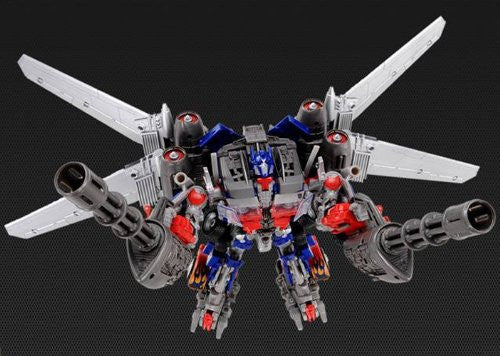 Image 5 for Transformers Darkside Moon - Convoy - Mechtech DA15 - Jet Wing Optimus Prime (Takara Tomy)