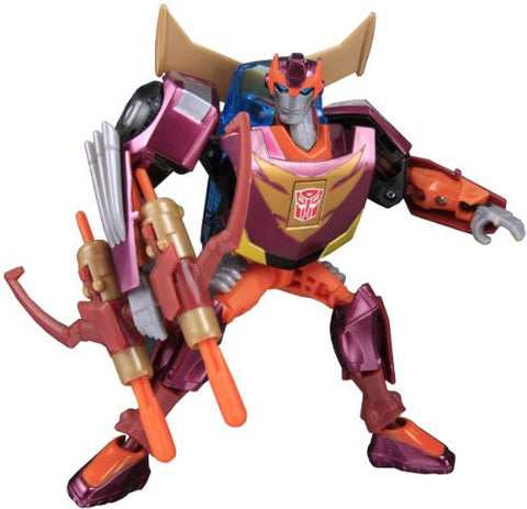 Image for Transformers Animated - Hot Rodimus - TA33 - Rodimus (Takara Tomy)