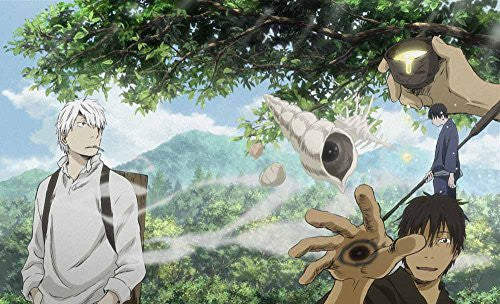 Image 1 for Mushishi Zoku Shou Vol.1 [Blu-ray+CD Limited Edition]