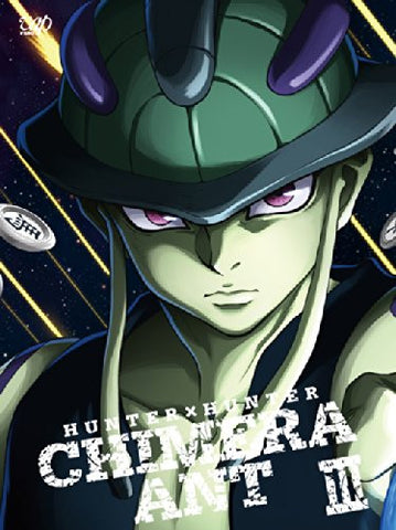 Image for Hunter X Hunter Chimera Ants Hen Dvd Box Vol.3