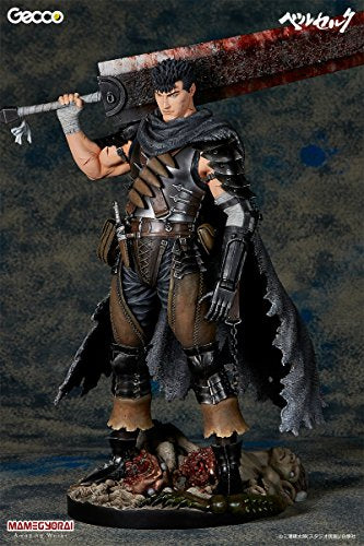 Image 3 for Berserk - Guts - 1/6 - Lost Children Chapter, The Black Swordsman Ver. (Gecco, Mamegyorai)