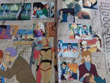 Thumbnail 4 for Yoshiyuki Tomino Complete Works 1964   1999 Illustration Art Book