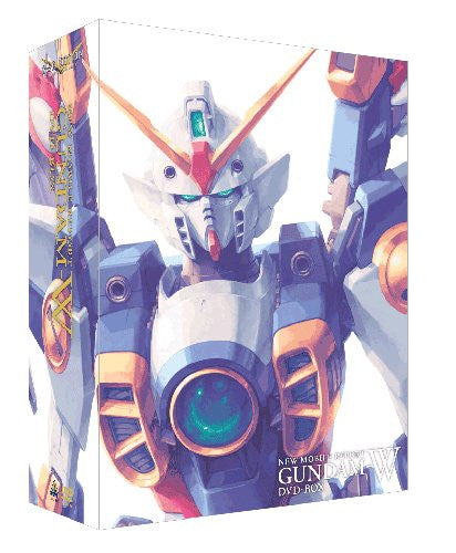 Image 1 for G-Selection Mobile Suit Gundam Wing DVD Box [Limited Edition]