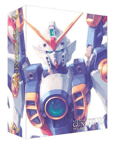 G-Selection Mobile Suit Gundam Wing DVD Box [Limited Edition]