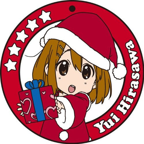 Image 1 for K-ON!! - Hirasawa Yui - Keyholder - Christmas ver. (Broccoli)