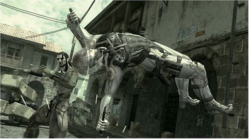 Image 2 for Metal Gear Solid 4: Guns of the Patriots
