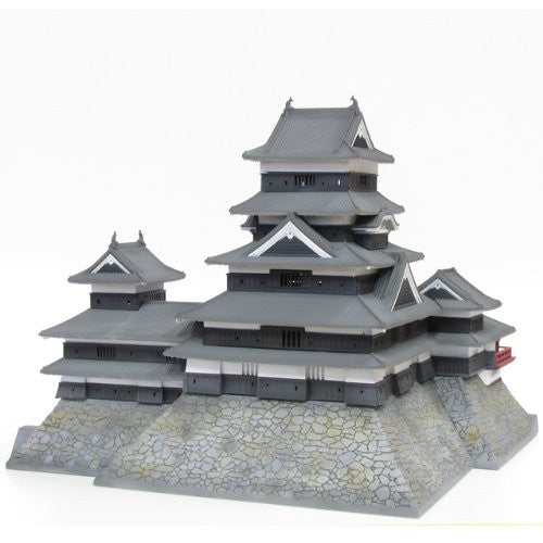 Image 1 for PP022 - National Treasure Matsumoto-jo Castle - 1/200 - 2013 Ver. (PLUM)