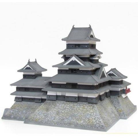 Image for PP022 - National Treasure Matsumoto-jo Castle - 1/200 - 2013 Ver. (PLUM)