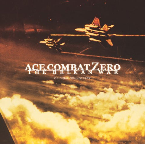 Image for ACE COMBAT ZERO THE BELKAN WAR ORIGINAL SOUNDTRACK