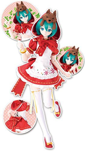 Image 8 for Vocaloid - Hatsune Miku - Doll Clothes - Dollfie Dream Character Clothing - Mikuzukin Dress Set - 1/3 (Volks)