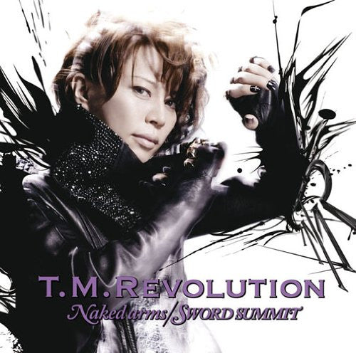 Image 1 for Naked arms/SWORD SUMMIT / T.M.Revolution (Game Version) [Limited Edition]