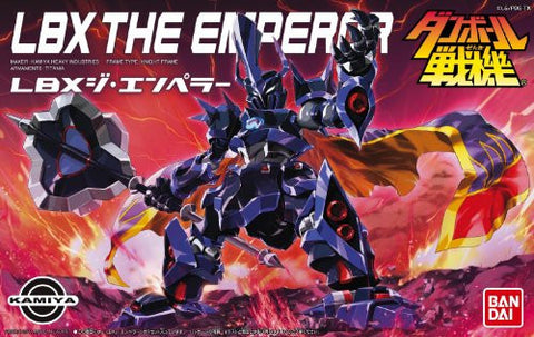 Image for Danball Senki - LBX The Emperor - 006 (Bandai)