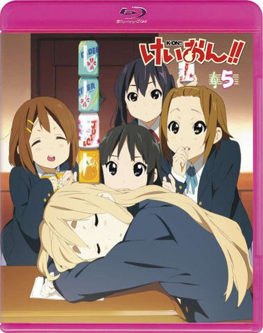 Image for Keion! 5 [Limited Edition]
