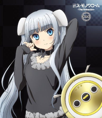 Image 2 for Miss Monochrome - The Animation Black Edition [DVD+CD]