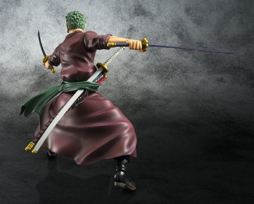 "Image 12 for One Piece Film Z - Roronoa Zoro - Excellent Model - Portrait Of Pirates ""Edition-Z"" - 1/8 (MegaHouse)"